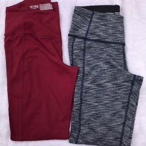 Victoria Secret knockout workout leggings pants M